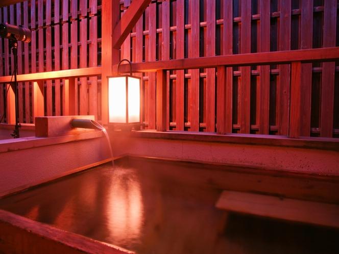 檜露天風呂付き客室