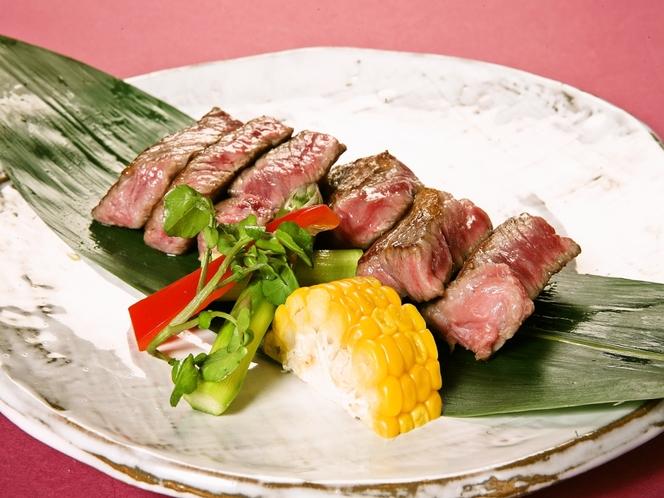 和牛カットステーキ 一例