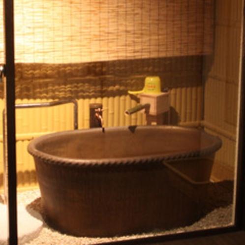 2015年3月改装 壱の棟・源泉かけ流し露天風呂付き和室モダンルーム47平米(ツインベット)