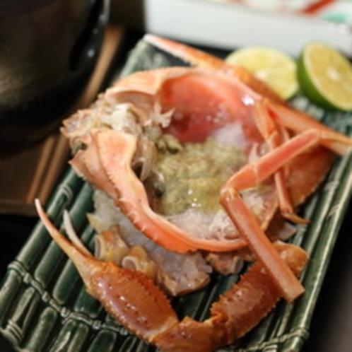 (蟹)焼物 焼き蟹