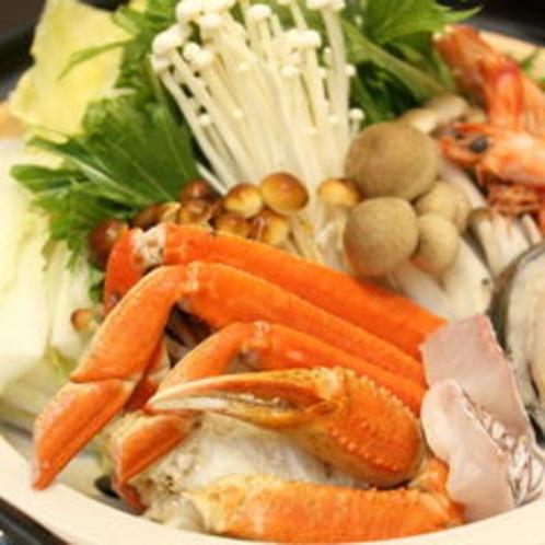 【選べるメイン鍋物チョイス】海鮮源泉蒸し