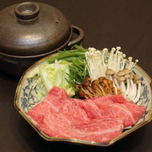 【選べるメイン鍋物チョイス】牛しゃぶしゃぶ