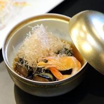 (初夏)煮物 加茂茄子 糸賀喜