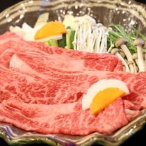 【選べるメイン鍋物チョイス】牛すき焼き