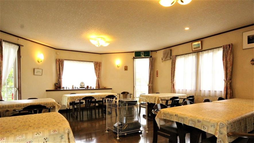 部屋・食堂