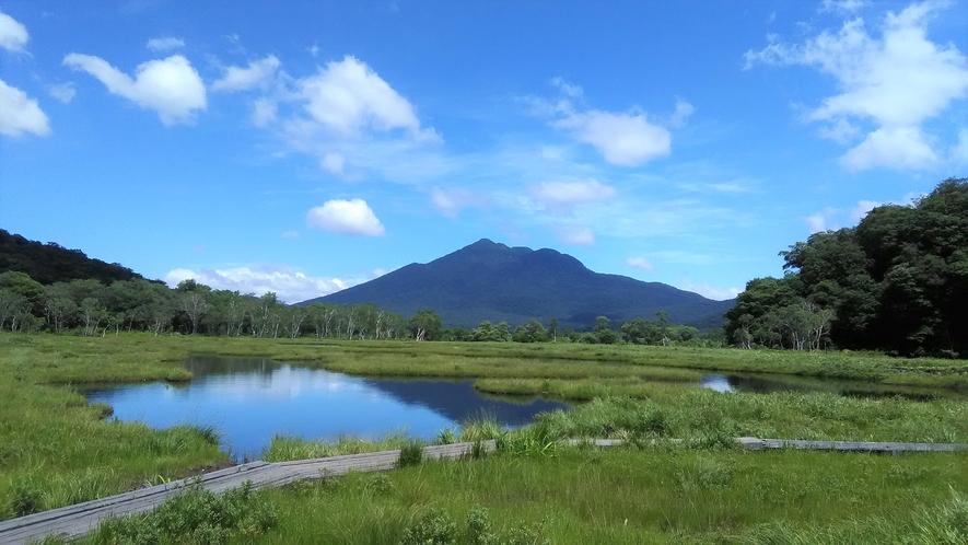 尾瀬国立公園 燧ヶ岳