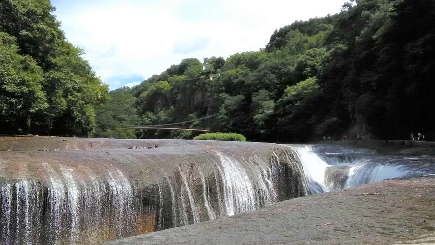 観光体験・吹割の滝