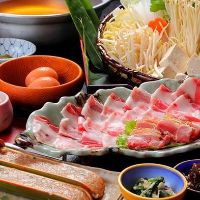 【年末年始限定】夕食はスタンダードなオリジナル鍋コース♪