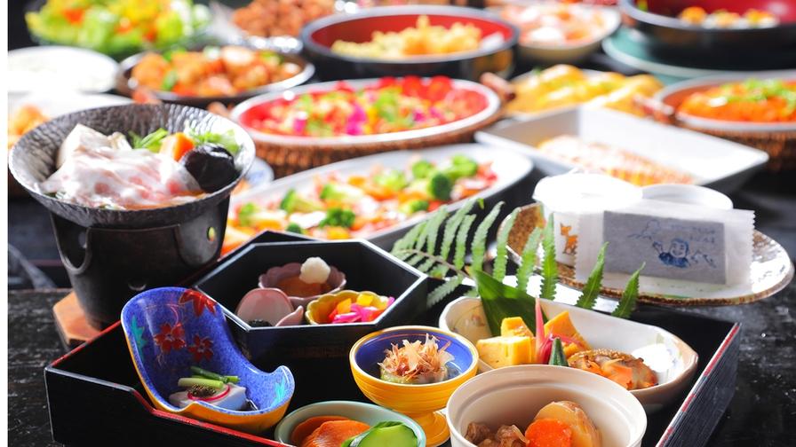 【1泊朝食付】人気の『ご当地朝食』で薩摩の美味を朝から満喫☆チェックインは21:30までOK!