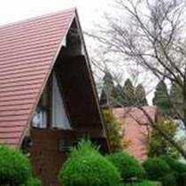 さくらの村・外観・屋根