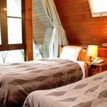 コテージ・2階ベッド