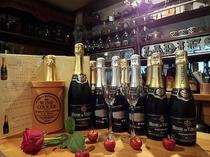 シャンパン&スパークリングワイン