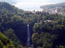 イロハ坂の明智平から華厳の滝・中禅寺湖