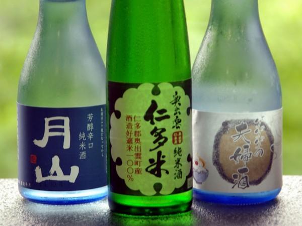 純米酒利き酒セット