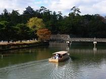 堀川遊覧船(松江)