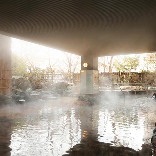 別館(紅葉城)伊達の湯【露天風呂】