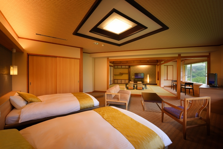 天宝・本館5階特別和洋室