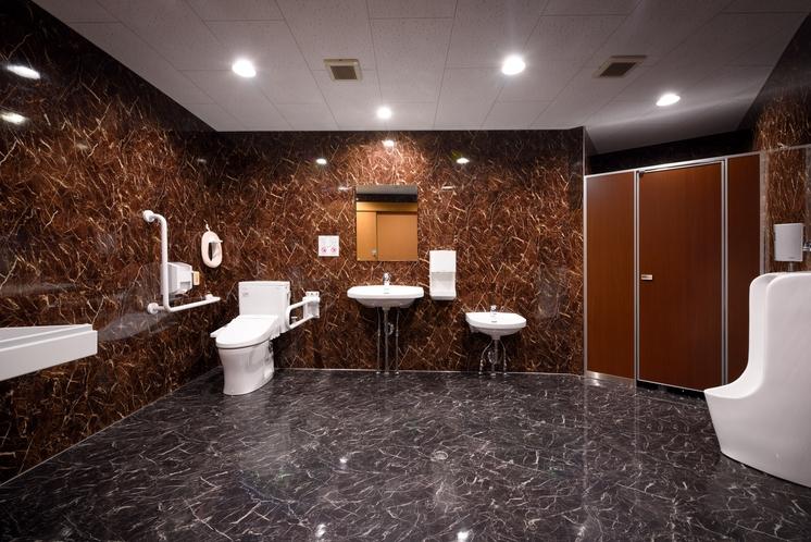 本館1階 多目的トイレ