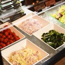 マイトングで選べるサラダコーナー