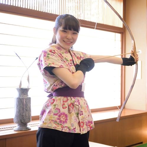 忍者弓矢イメージ