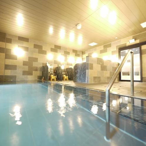 【男性大浴場】ルートイン自慢の大浴場!!お客様からも大好評です♪