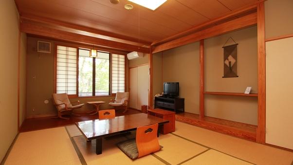 シンプルな和らぎ空間…和室【りんどう-rindou-】