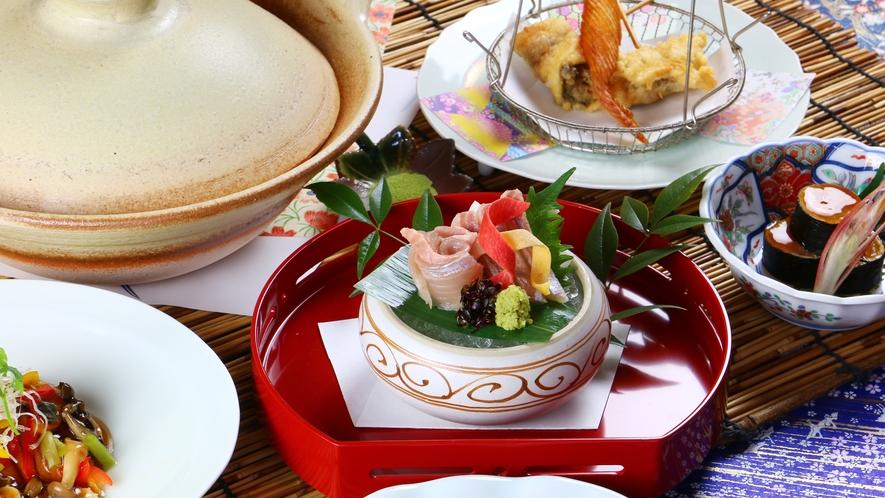 ■伊達いわなづくし 大和町の美味しさを堪能!様々なスタイルで伊達いわなを堪能できるコース
