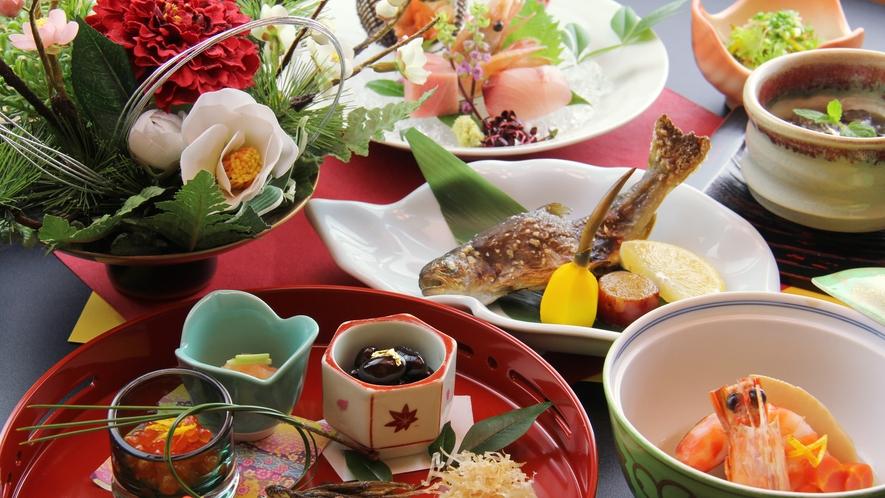 ■期間限定-お正月 新たな年の始まりは本格割烹とともにお祝いしましょう