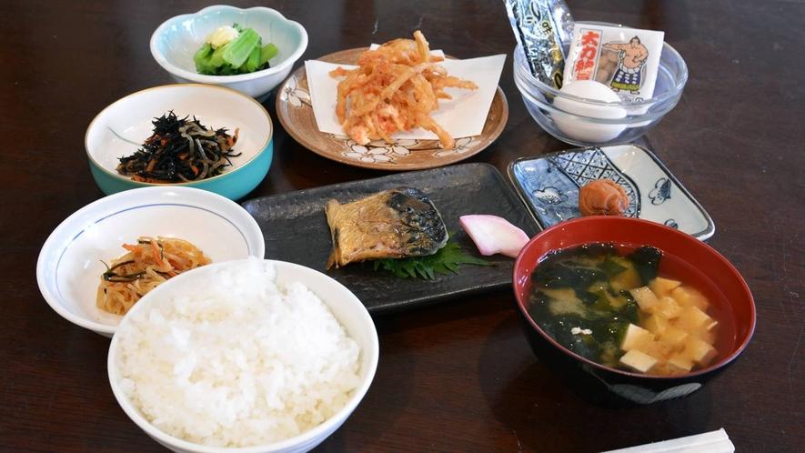 *【朝食一例】日替わりで「和食」・「洋食」をご用意!どちらになるかは当日のお楽しみ※内容はイメージ