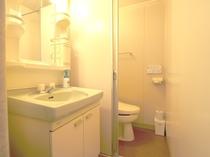 【本館 洋室ツイン】洗面・トイレ付、バスなし。大浴場をご利用下さい。