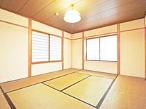 【コテージ4名用・一例】コテージ内和室