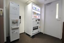 【7Fベンダーコーナー】 自動販売機・製氷機
