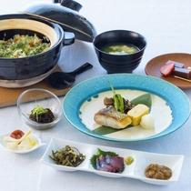 【朝食/一例】連泊のお客様には、和食・洋食を交互にご提供いたします。
