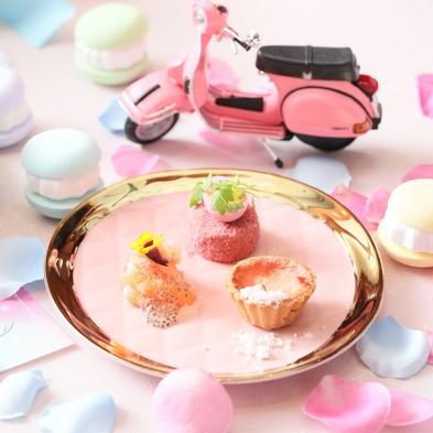 【楽天スーパーSALE】10%OFF ♪お泊りナイト♪ お部屋でアフタヌーンティー(朝食付)