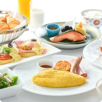 【期間限定】話題の大人気シェフズライブキッチン朝食!