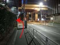 上野駅「入谷改札」からの道案内⑥大通り(昭和通り)にぶつかったら左に曲がります。