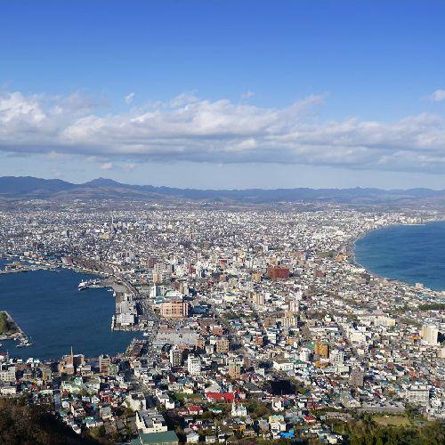 函館山の展望