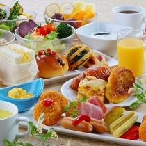 (ご朝食)洋食