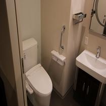 シングルルーム(セパレート様式バスルーム)