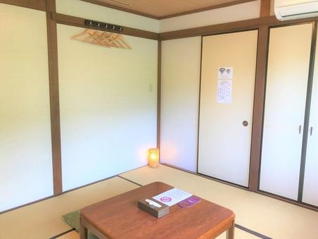 スタンダード和室8畳 Japanese Room