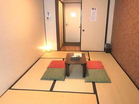 スタンダード和室6畳+広縁 Japanese Room