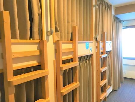 Dormitory 1 Single bed【相部屋】