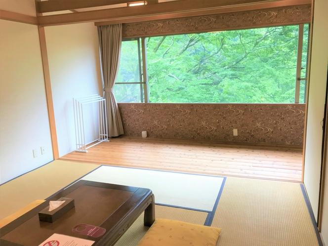 ベーシック和室8畳+広縁 Japanese Room