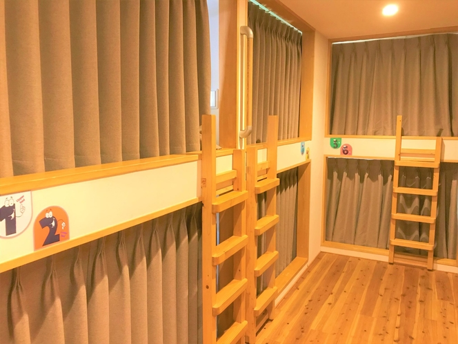 DX Dormitory Room 1 Single Bed【相部屋】
