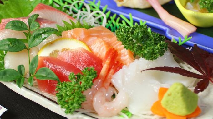 【2食付】定番一押し会席!夕食は個室で♪主人が腕をふるう!新鮮な日本海のご馳走♪