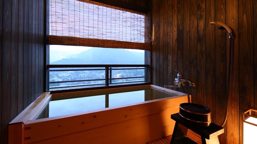 松の間風呂