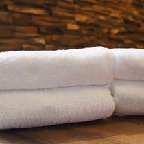 品質にこだわった手触りのいいタオル