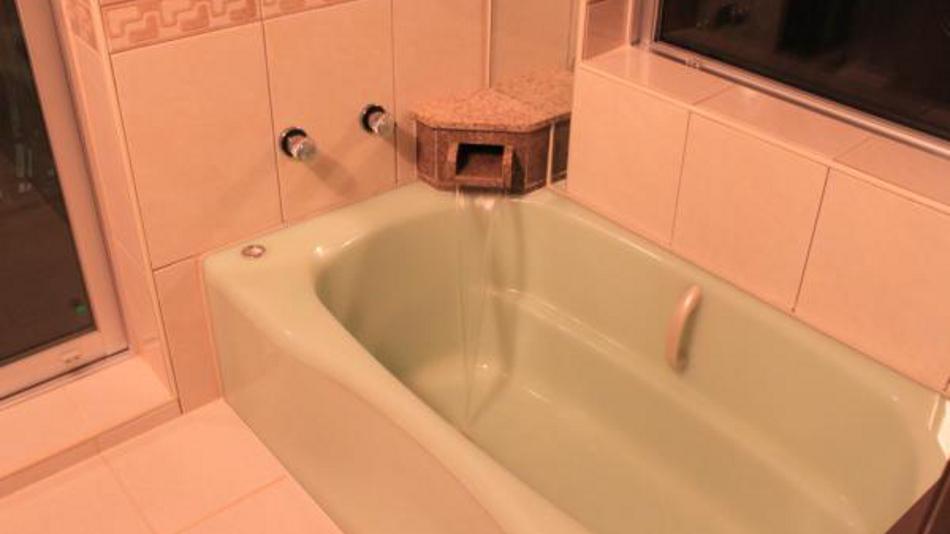 内風呂(スタンダード和洋室)