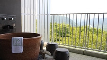 壺風呂(スイートルーム和洋室)