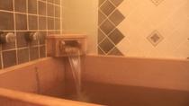 内風呂(スタンダード洋室)